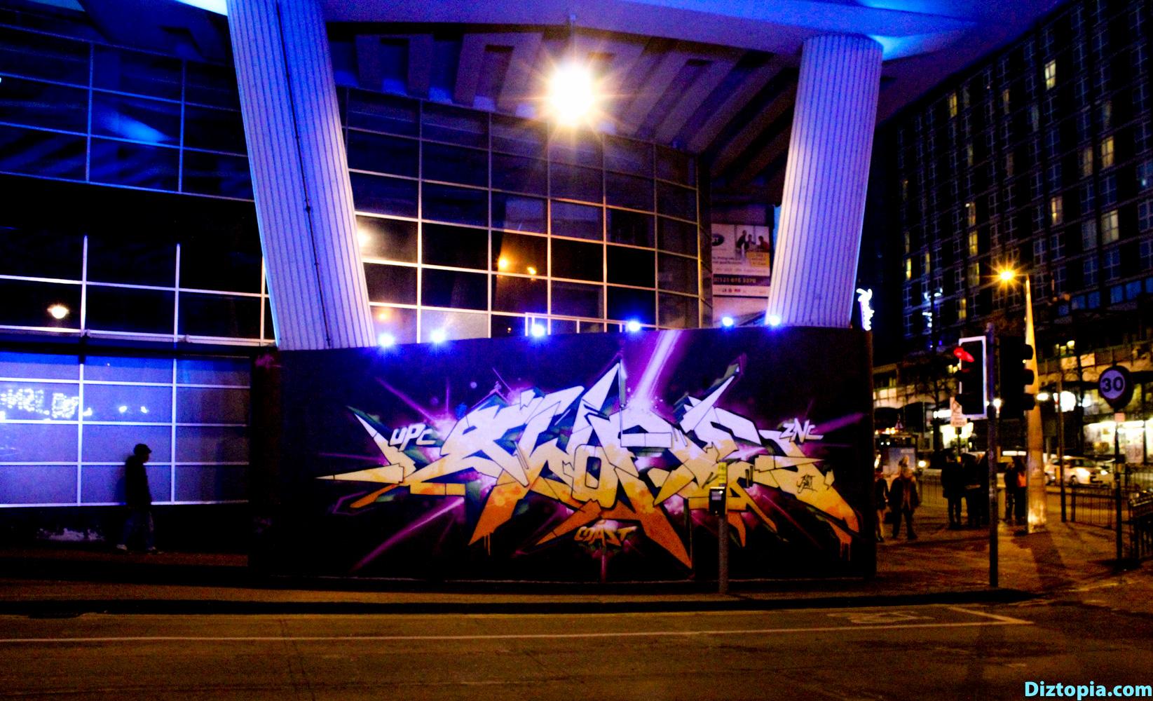 Birmingham-Canal-City-Diztopia-Photography-Night-Dizma-Dahl-China-Town-UK-Blog-1