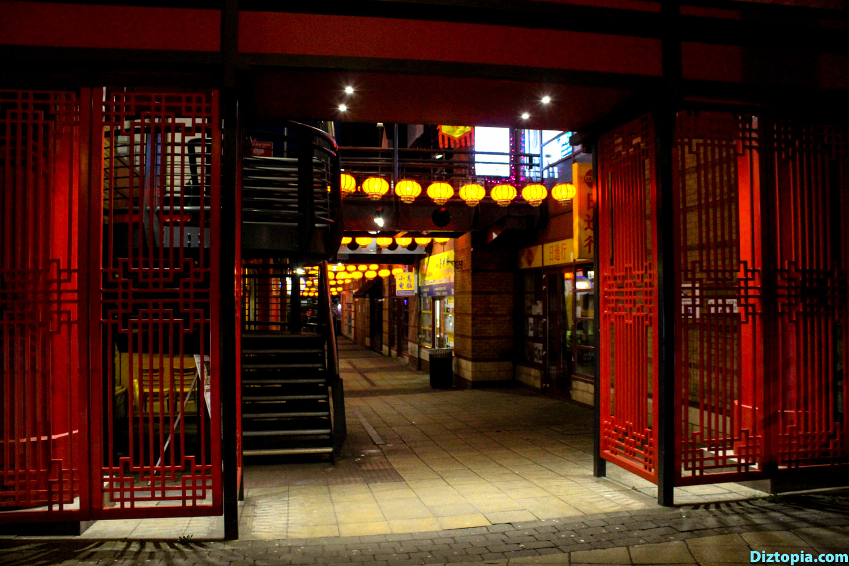 Birmingham-Canal-City-Diztopia-Photography-Night-Dizma-Dahl-China-Town-UK-Blog-5