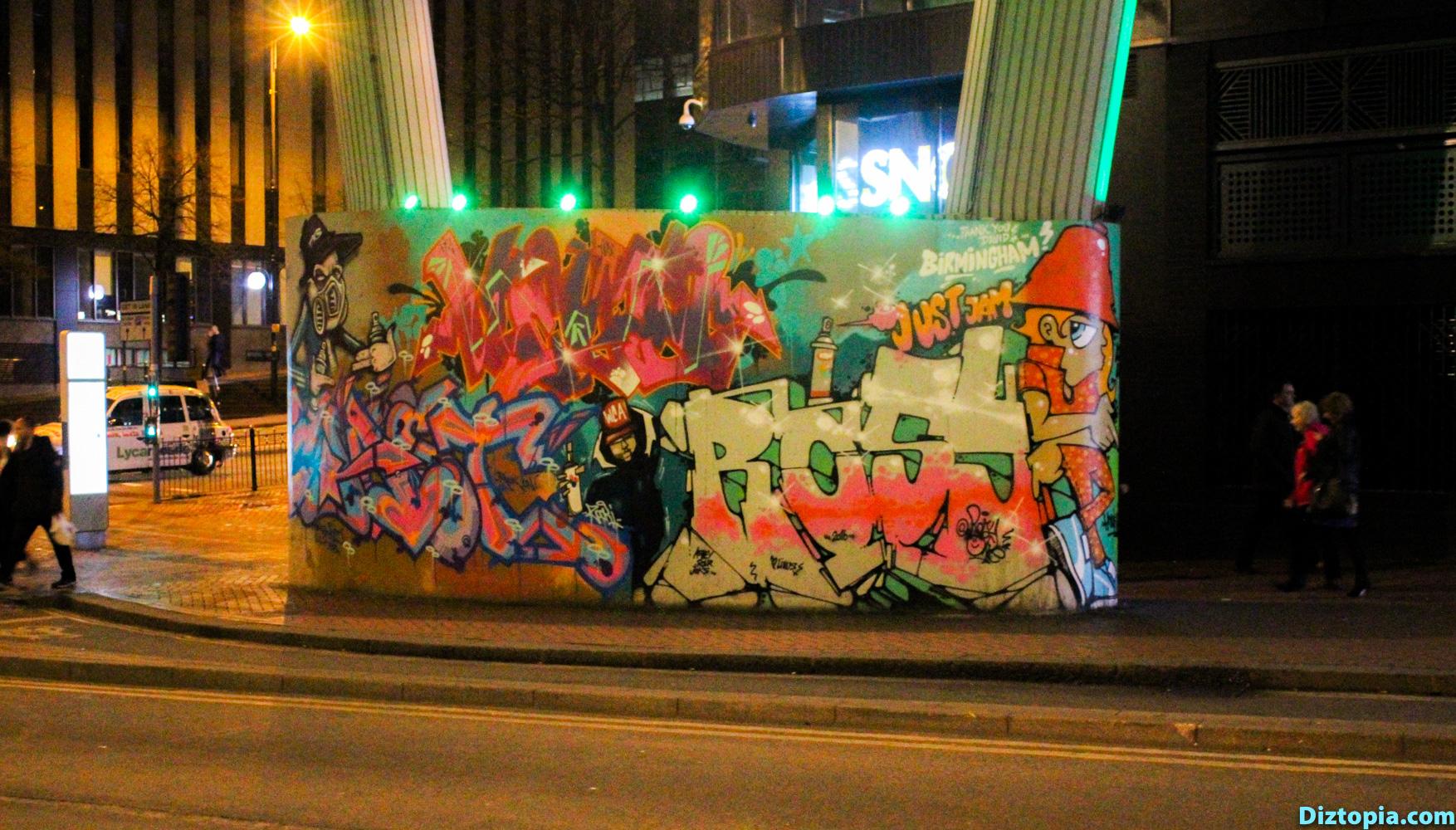 Birmingham-Canal-City-Diztopia-Photography-Night-Dizma-Dahl-China-Town-UK-Blog-8