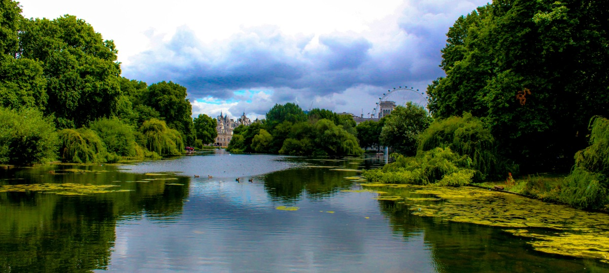 Dizma London Photography St James's Park