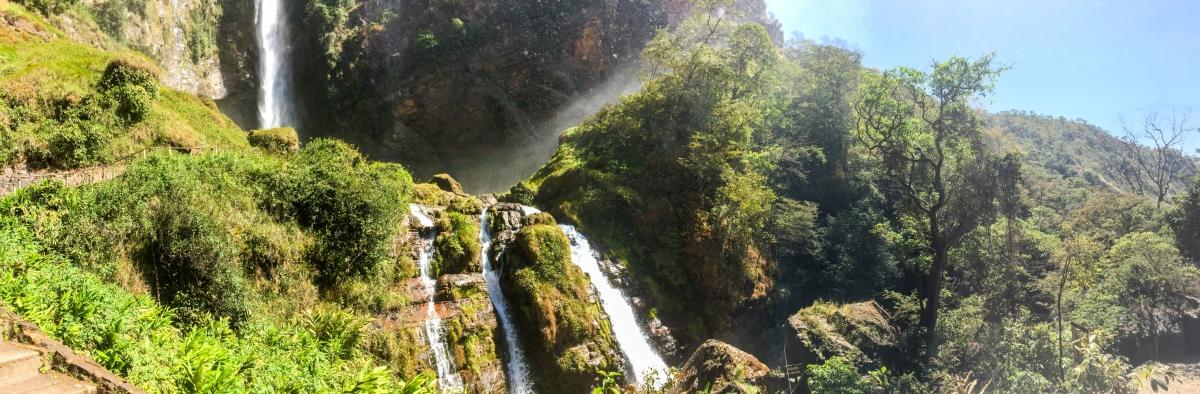 Itiquira Falls (Brazil)